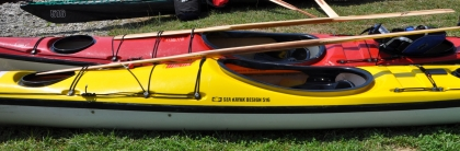 Kayak da mare della SKD, Sea Kayak Design