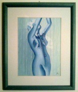 M. B., La doccia, 1992